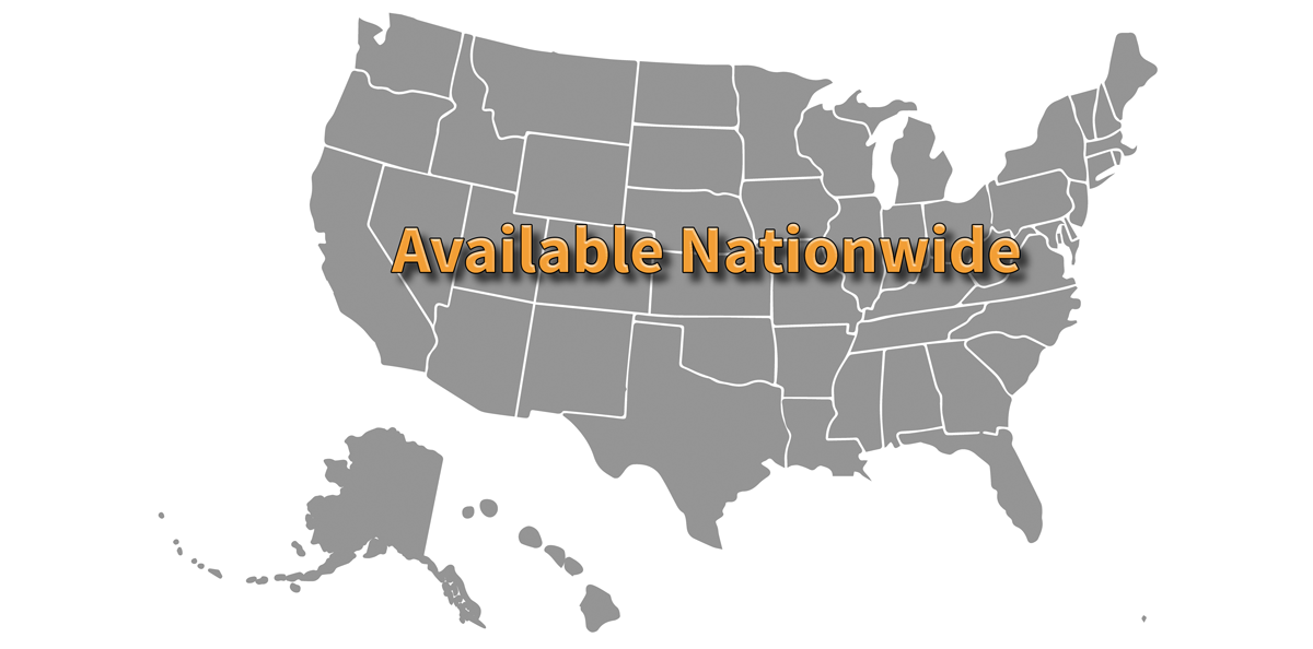 RBG Available Nationwide
